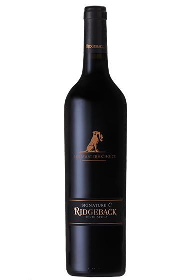 Ridgeback His Master's Choice Signature C 2016
