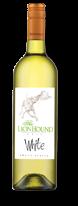 The Lion Hound White