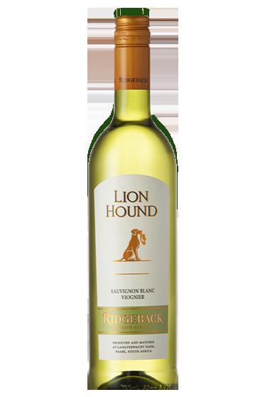 Lion Hound White 2020
